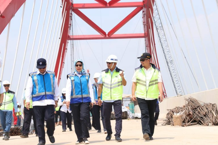 Jasa Marga Kebut Pembangunan Proyek Tol Semarang-Batang