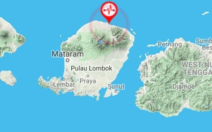 KNPK : Gempa Lombok Momentum Bangun Kebersamaan dan Solidaritas Anak Bangsa