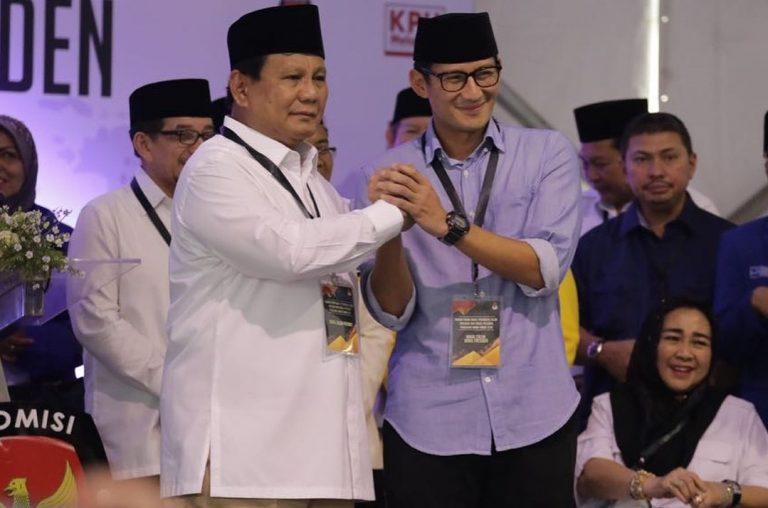 Aktivis Muhammadiyah Bentuk Tim Pemenangan Prabowo-Sandi