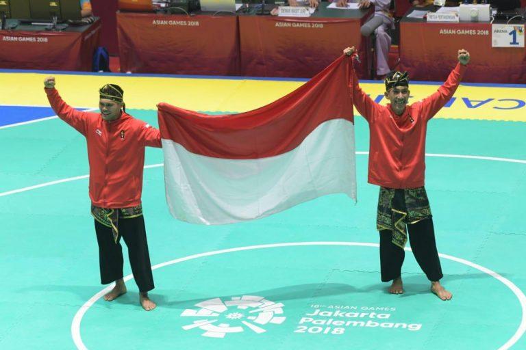 Pencak Silat Borong Medali Emas, Indonesia Merangsek ke Posisi Empat