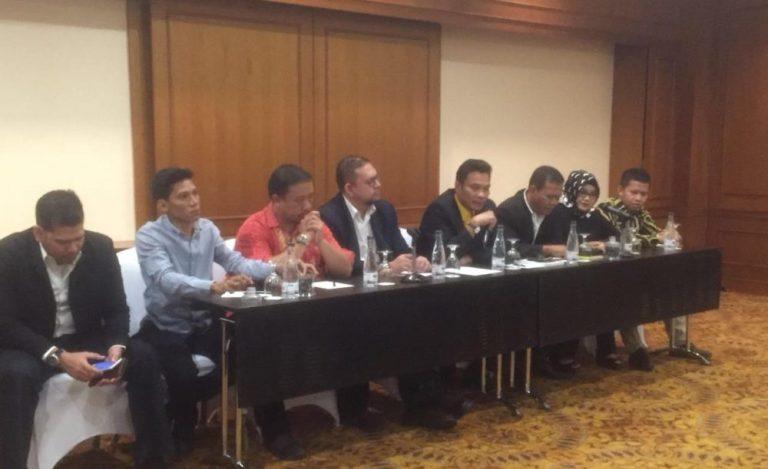 Dorong Jokowi-Airlangga, Sejumlah Aktivis Deklarasi Projo Karya