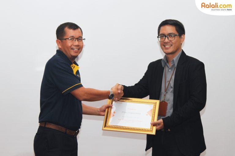 Ralali.com dan PaperOne Edukasi Pengusaha Percetakan