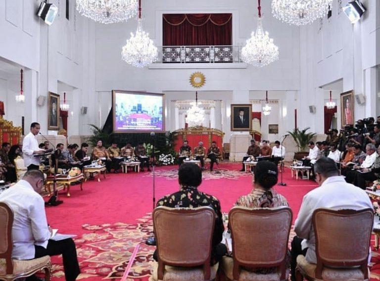Di Akhir Periode, Jokowi Ingin Fokus Membangun SDM