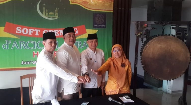 Hotel Syariah untuk Asian Games Masih Butuh Suntikan 10 Miliar
