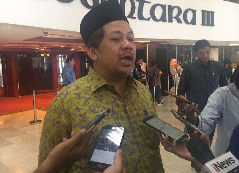 "Fahri sarankan KPK gandeng Bawaslu Investigasi ""Cap Jempol"" Amplop Bowo Sidik"