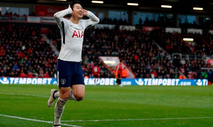 Son Heung-min tinggalkan Tottenham Hotspurs demi Asian Games 2018