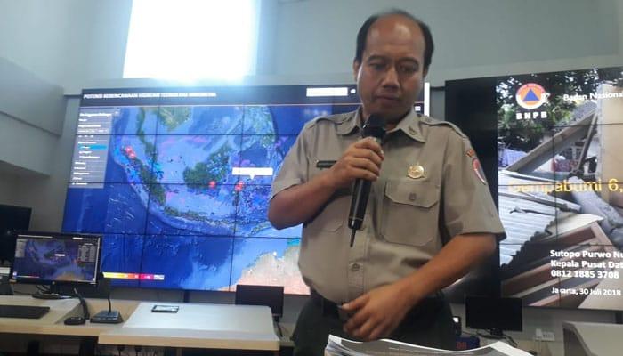 Kerugian Akibat Gempa di NTB Ditaksir Mencapai Rp 1 Triliun