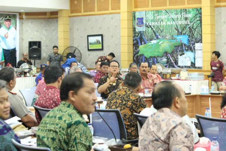 Rehabilitasi Mangrove untuk Pengelolaan Lingkungan Pantai Timur Sumatera