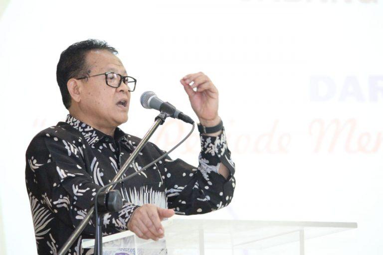 Tingkatkan Daya Saing, Prof Rokhmin Ajak Kader HMI jadi Pengusaha Muslim