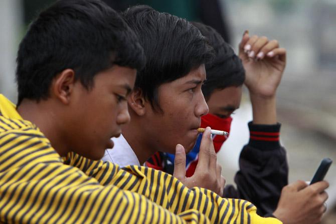 LPAI: Anak Mencandu Rokok, Cabut Kuasa Asuh Orang Tuanya!