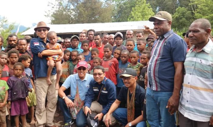Yahukimo jadi Wilayah Prioritas Penerima Program LTSHE