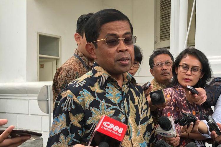 Ini Peran Idrus Marham di Kasus Korupsi PLTU Riau-1