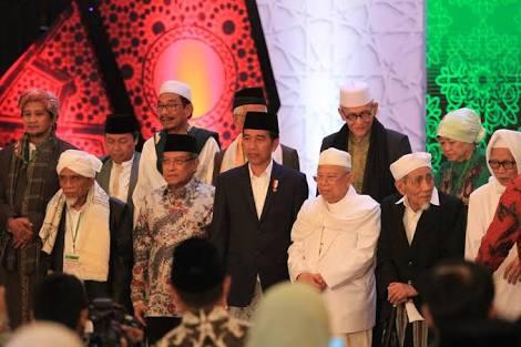 Hari Ini, MDHW Kembali Gelar Dzikir dan Doa Bersama di Istana