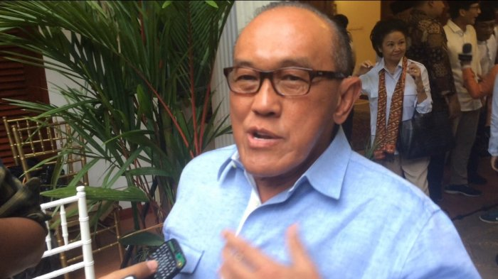 Aburizal Bakrie: Wajar Kalau Golkar Duduki Jabatan Ketua MPR