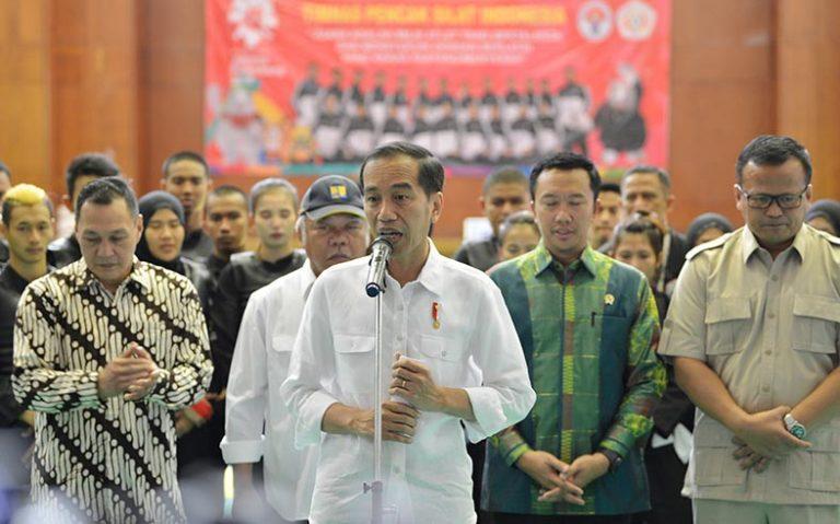 Jokowi Instruksikan Penanganan Terbaik Bagi Korban Gempa Lombok
