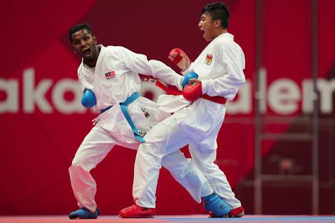 Atlet Karate Persembahkan Emas ke-11 untuk Indonesia