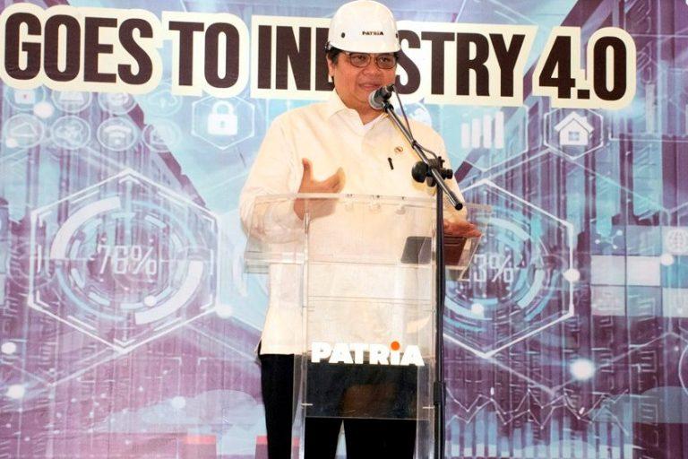 Target 2030, Airlangga: Indonesia jadi Produsen Tekstil Terbesar Dunia