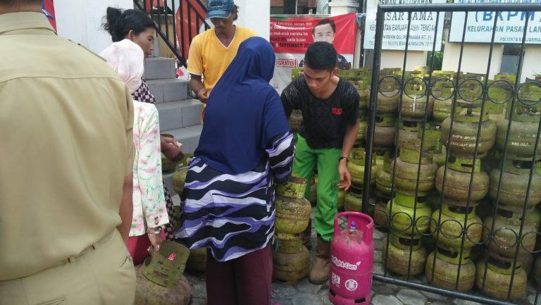 Pertamina Himbau Penggunaan LPG Bersubsidi Tepat Sasaran