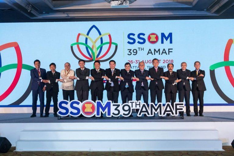 Ini Hasil Pertemuan Special SOM AMAF ke-39 di Thailand