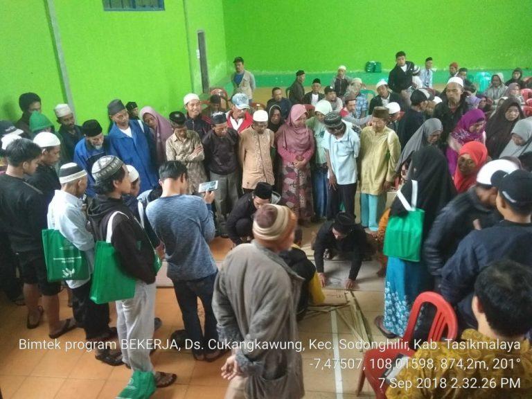 Masyarakat Tasikmalaya Sambut Baik Program #BEKERJA Kementan