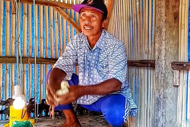 Program #Bekerja Kementan Tingkatkan Semangat Beternak di Lampung Selatan