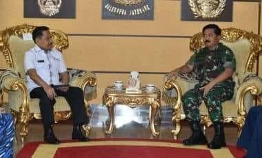 Panglima TNI Apresiasi Pemilihan Putra-Putri Maritim Indonesia
