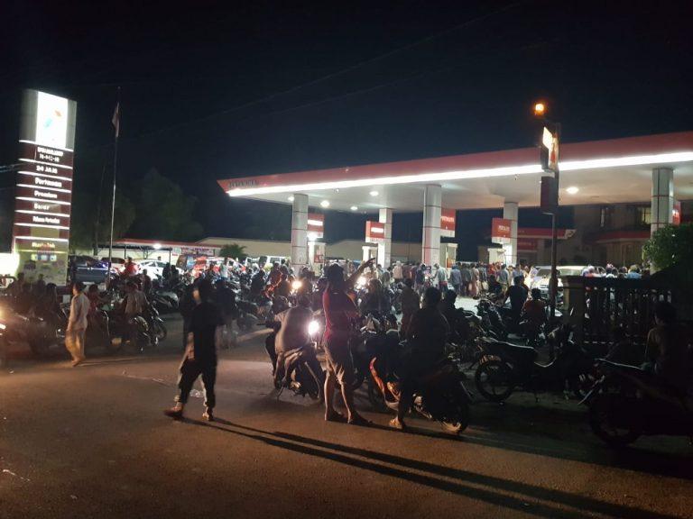 Pasca Gempa, Pertamina Optimalkan Penyaluran BBM di Donggala dan Palu