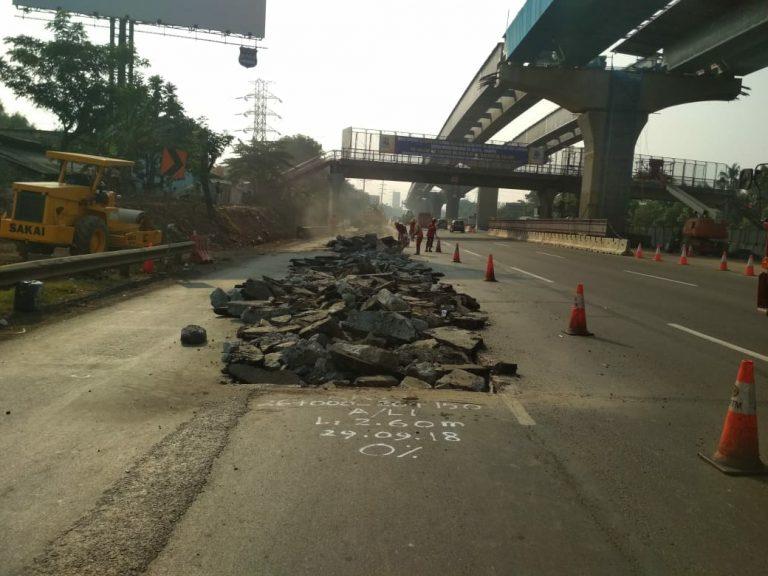 Jasa Marga Tingkatkan Pemeliharaan Ruas Tol Jakarta-Cikampek