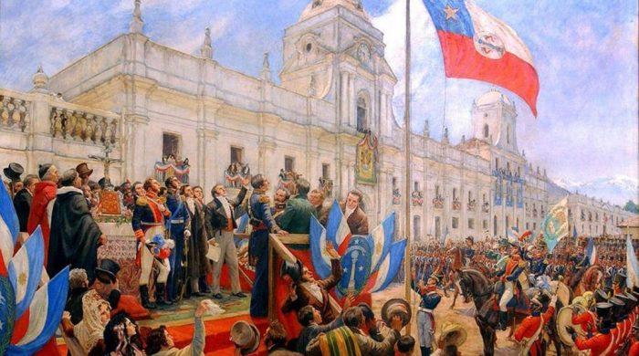 Sejarah Perjuangan Chili Proklamirkan Kemerdekaan