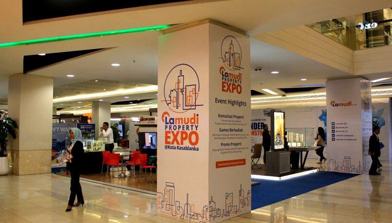 Lamudi Property Expo Sediakan Promo Rumah DP 0 Rupiah