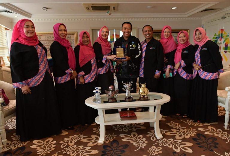 Apresiasi Menpora Pada Usaha Kalangan Muslimah