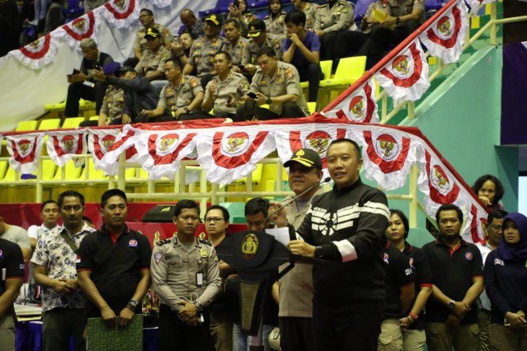 Menpora: Bibit Muda Atlet Taekwondo Harus Diperbanyak