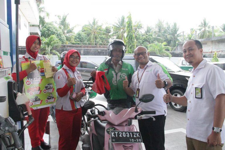 Pertamina Sosialisasikan Promo Berhadiah 61 Pasang Paket Umroh