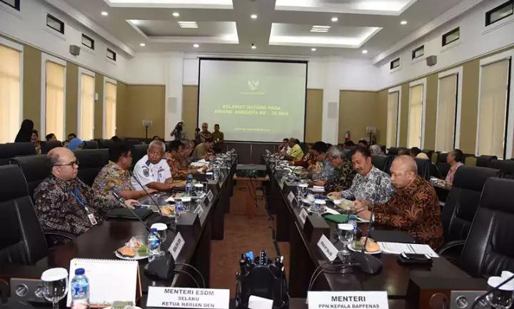 Rencana Umum Energi Daerah Masuk Raperda di Delapan Provinsi