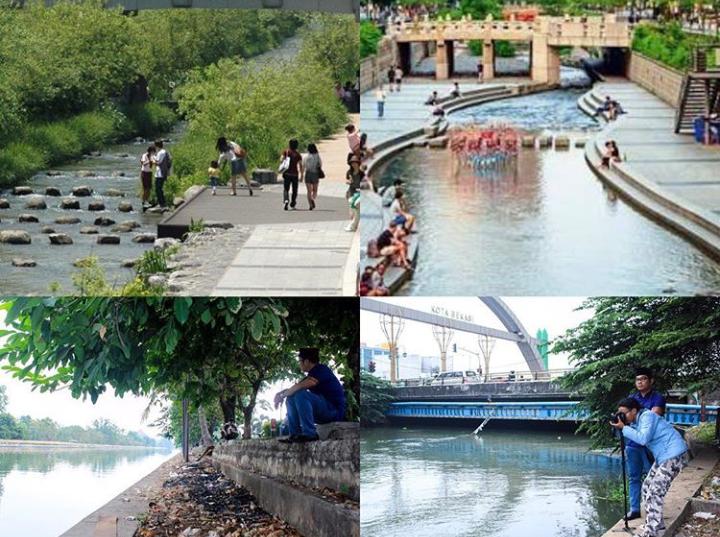 Warga Bekasi Sumringah Kalimalang Bakal Disulap seperti Sungai di Seoul