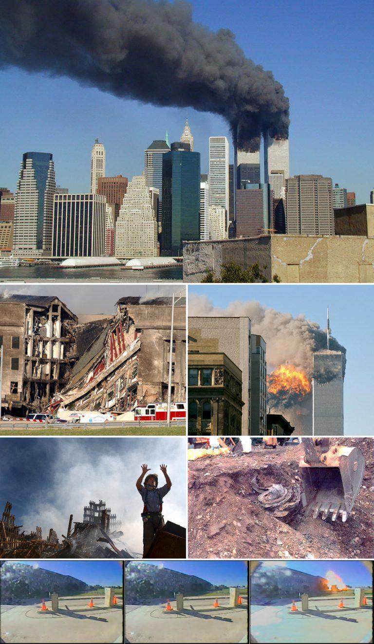 17 Tahun Tragedi Runtuhnya Menara WTC di New York