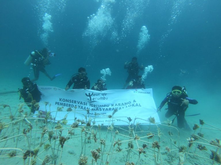 Pertamina Bersama TNKT Upayakan Kepulauan Togean Jadi Cagar Biosfer