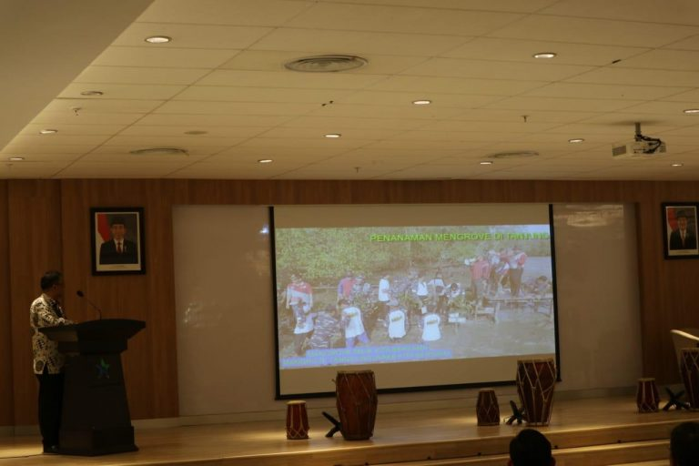 Rehabilitasi Mangrove, Bupati Tanjabar : Kita sudah selangkah lebih maju