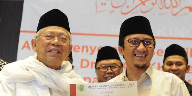 Yusuf Mansur dukung Jokowi, Bisnis PayTren jadi Bulan-bulanan
