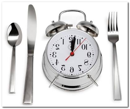 Ternyata Ini, Waktu Makan Terbaik Setiap Hari