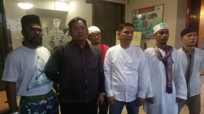 Jony Boyok, Penghina Ustadz Somad Diciduk FPI