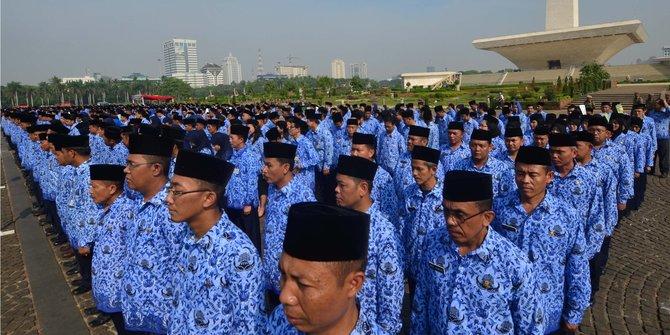 PNS DKI Jakarta Paling Banyak Terjerat Kasus Korupsi