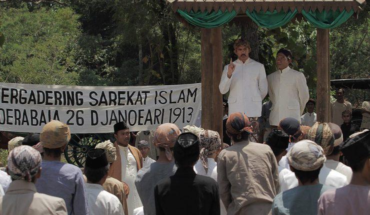 Lika-liku Sejarah Perjalanan Sarekat Islam