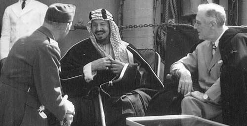 Perjuangan Dinasti Sa'ud dirikan Kerajaan Arab Saudi