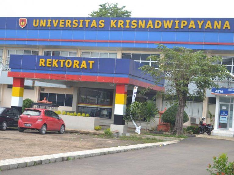 Academic Recharging, Cara Universitas Krisnadwipayana Naik Kelas