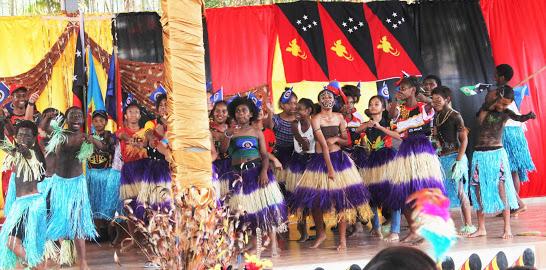 43 Tahun Kemerdekaan Papua Nugini