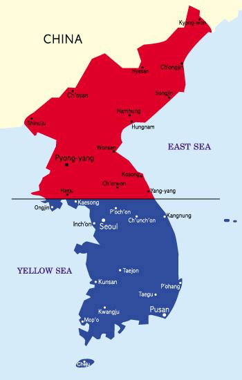 70 Tahun Sejarah Berdirinya Negara Korea Utara Monitor