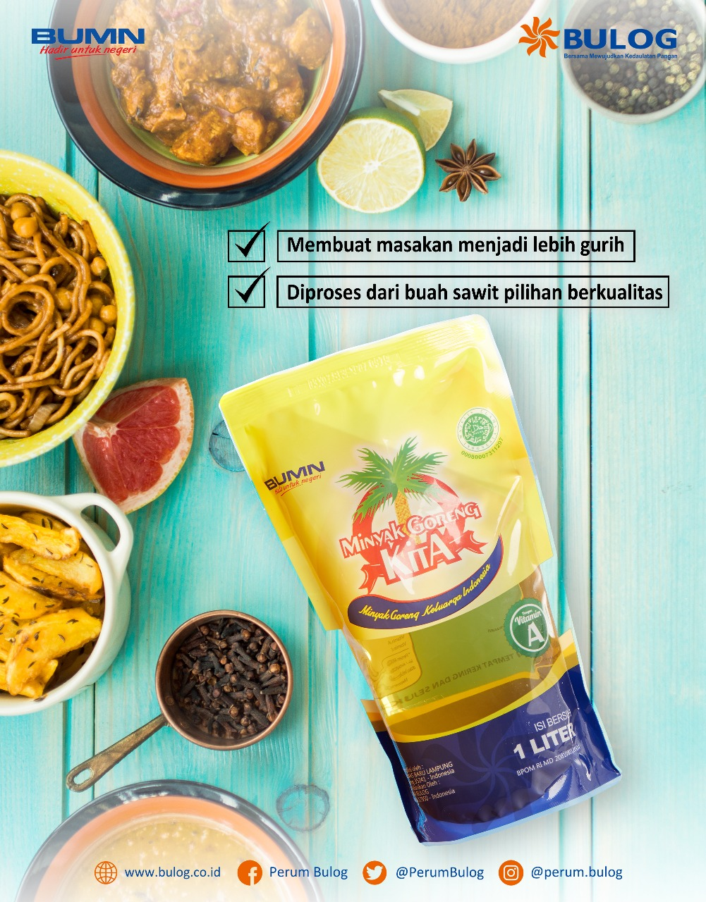 Minyak Goreng KitA