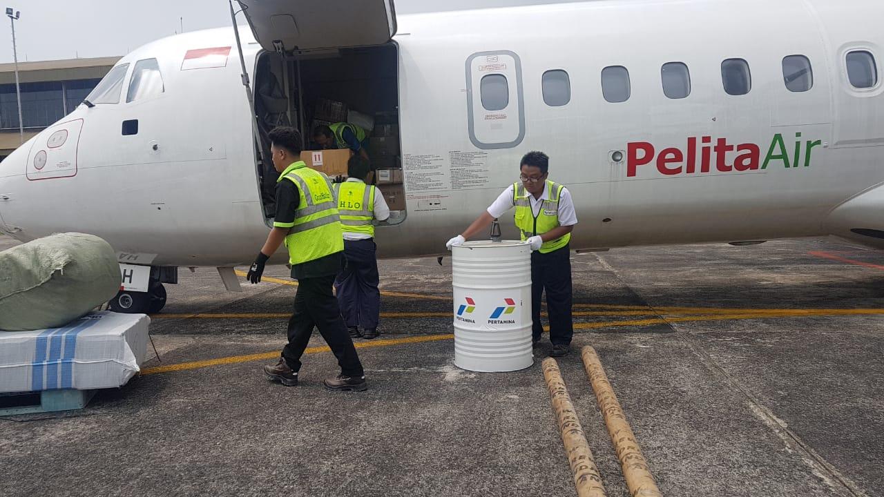 Resultado de imagen para Pelita Air ATR 72-500 cargo