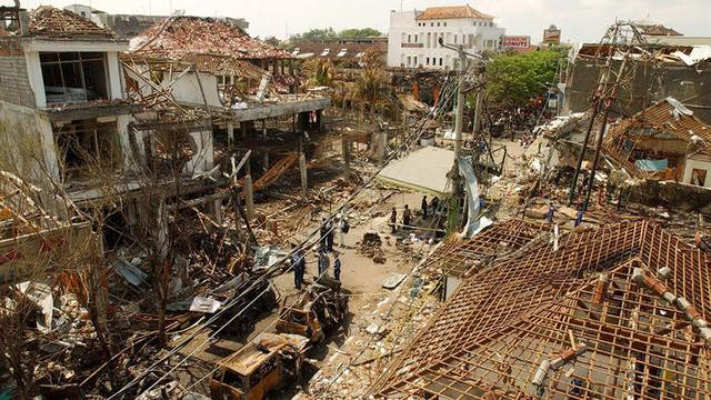 13 Tahun Tragedi Bom Bali II